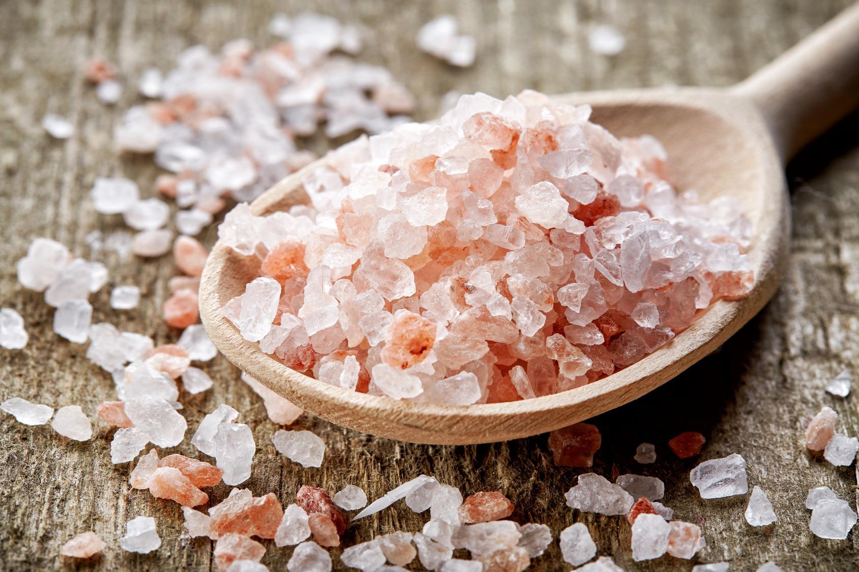 Qual'è il sale migliore da utilizzare in cucina? -